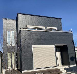 H様邸 屋根外壁塗装工事