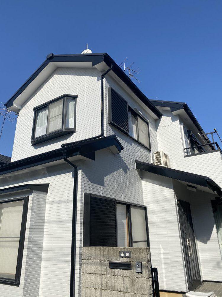 F様邸 屋根外壁塗装工事