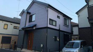 K様邸 屋根外壁塗装工事
