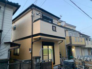 T様邸 屋根外壁塗装工事