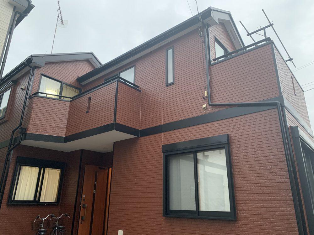 N様邸 屋根外壁塗装工事